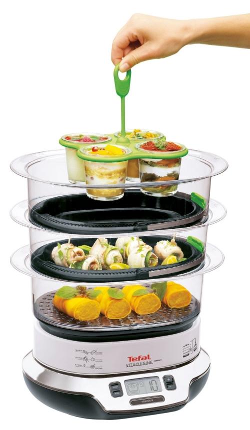 Vaporiera Tefal VS4003 Vita Cuisine